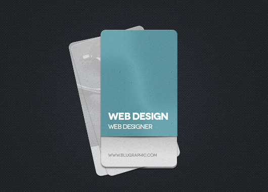 Sliding Design Cards (Psd)
