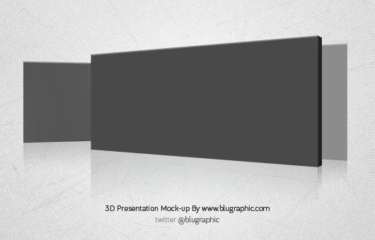 mock presentation