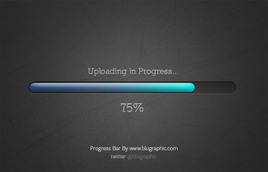 Free Psd Progress Bar