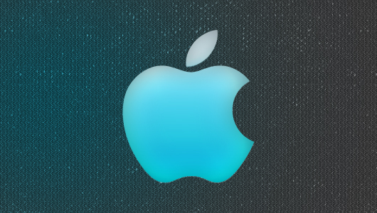 Apple Psd Logo