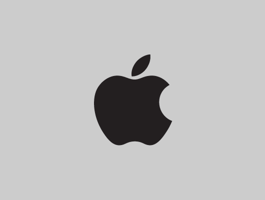 Apple illustrator Logo