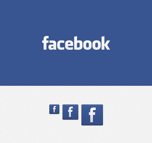 Facebook Vector Psd Logo