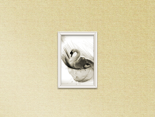 Poster Frame Mockup - Vector Psd