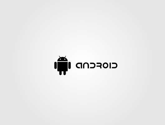 Android Logo Vector Black (Ai, Eps)