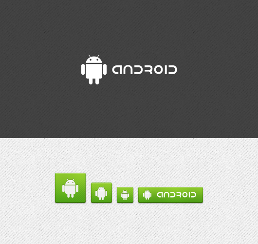 Android Vector Psd Logo / Icon