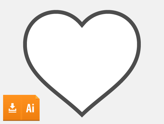 15 Vector Hearts Ai Eps