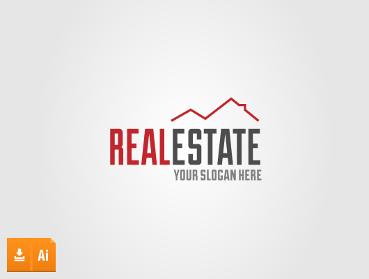 Text Real Estate Logos 15