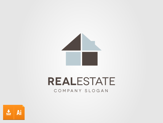 Real Estate LOGO Free PNG and Vector  Pngtree