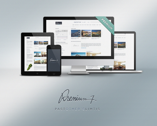 Full Responsive Screen Mockup (Psd)