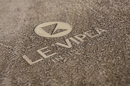 Fabric Logo Mockup