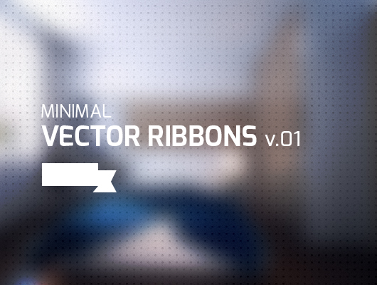 Minimal Vector Ribbons V 01
