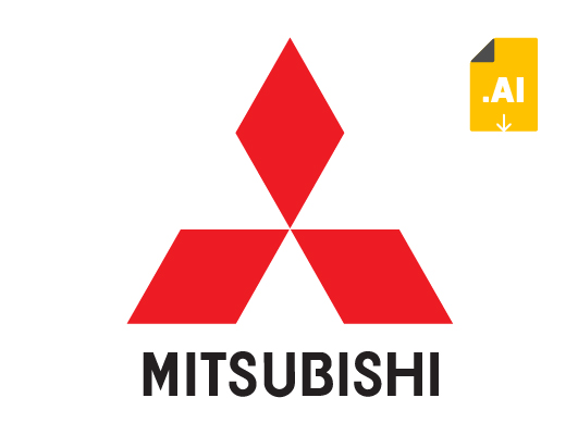 Mitsubishi Vector Logo ( Ai & Eps )