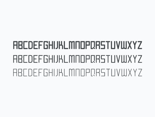 Free Sans Serif Display Font