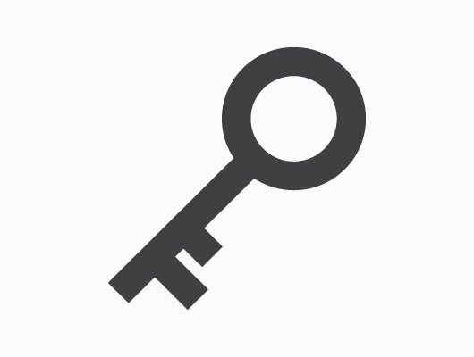 Vector Key Icon (Ai)