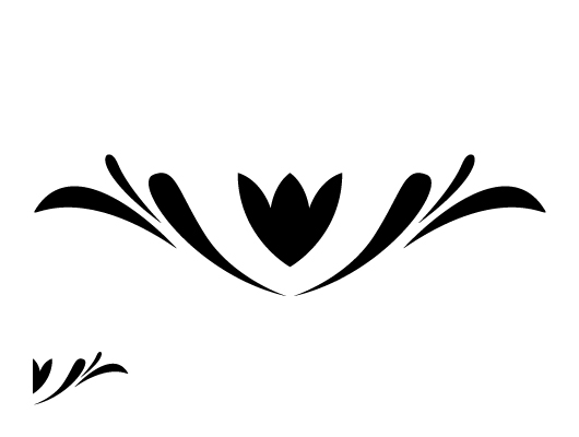 Flower Ornament (Vector)