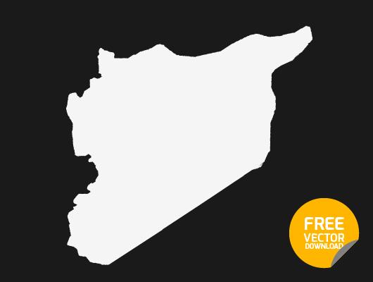 Syria Map Ai, Eps