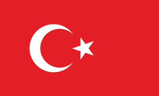 Turkey Flag (Vector)
