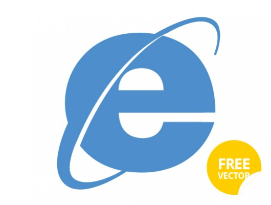 Internet Explorer Logo (Vector)