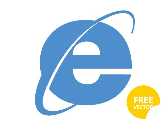 Internet Explorer Logo (Vector)