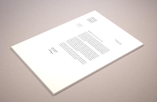 Letterhead - blugraphic