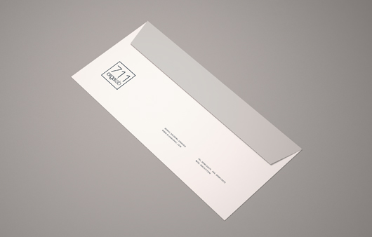 Awesome Envelope Mockup (Psd U2013 Smart Object)