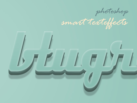 Text effects photoshop