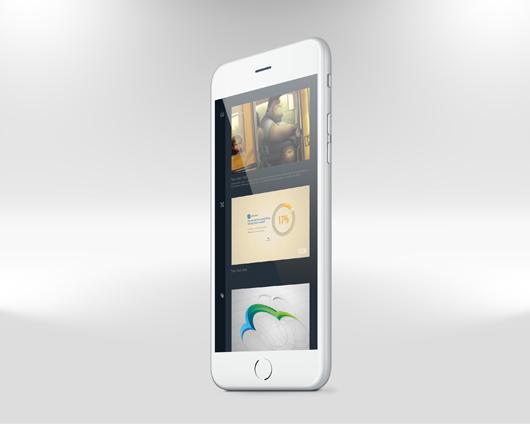 iPhone 6 Mockup (Psd)
