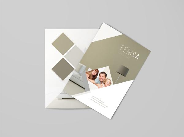 A4 Bi-Fold Brochure - Big