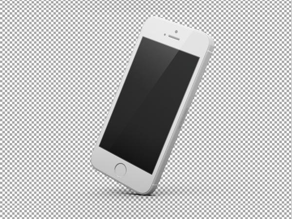 iPhone SE Free Mockup