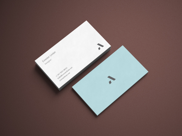 Digital Designer Business Card