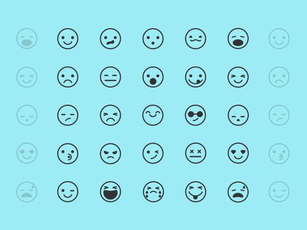 free emoticons
