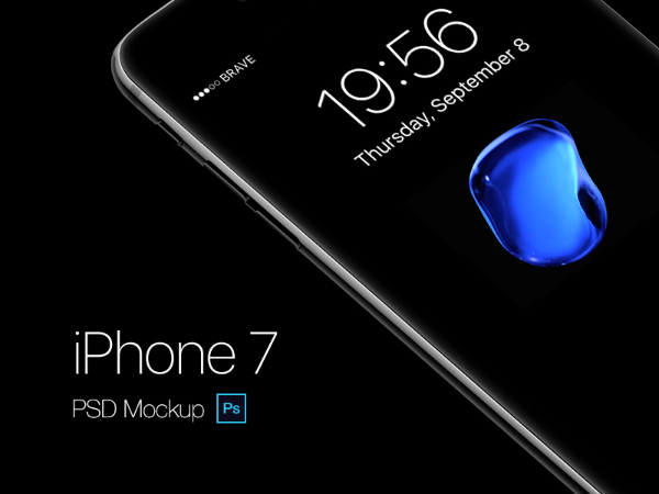 iphone 7 plus mockup