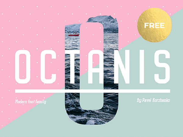 octanis-free-font