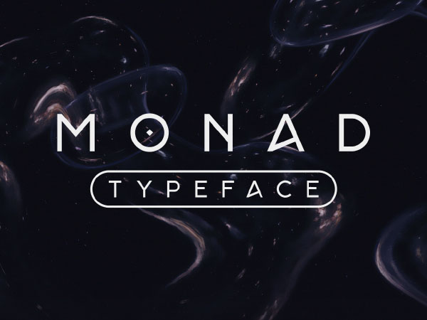 Monad Typeface Free Download