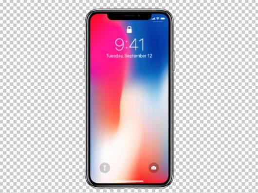 iPhone X Mockup – Free PSD