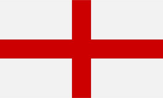 England New Flag (Vector .ai / eps)